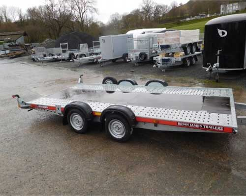 Brian James 125-2323 Open Car Transport Trailer