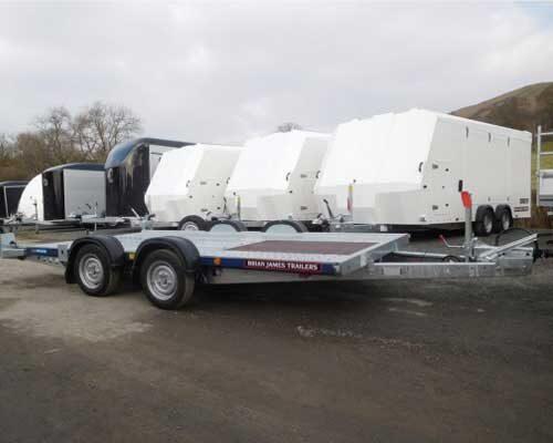 Brian James C4 Car Transporter 126-2223
