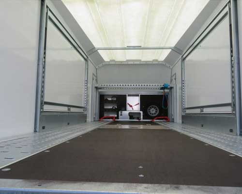 Brian James Race Transporter 340-5510