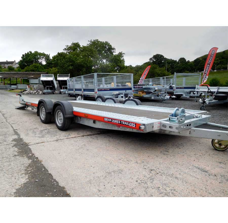 Car Transporter for Hire