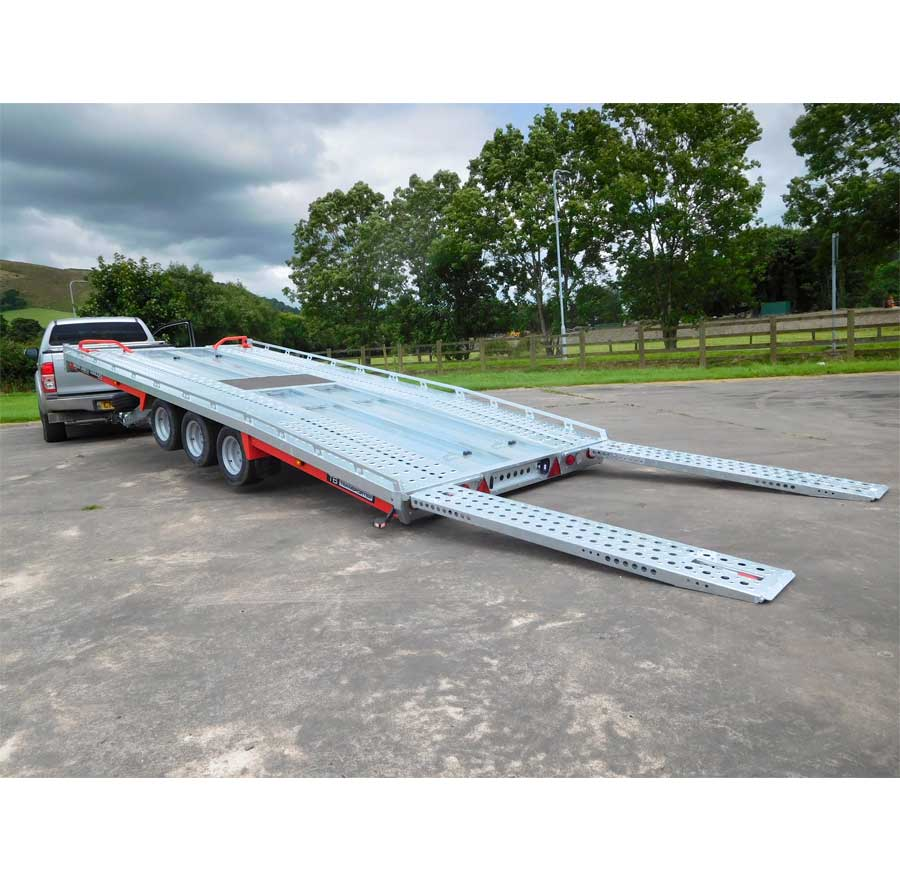 Car Transport Trailer for Hire