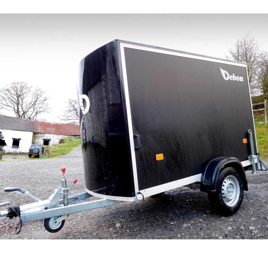 Box Van Trailer Hire