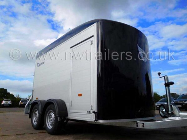 Debon C500 Box Van Trailer